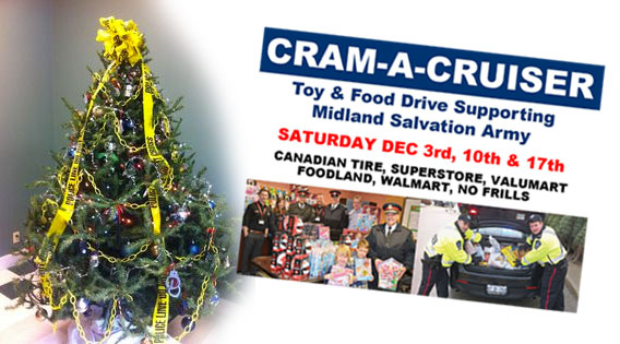 Help Fill Cruisers On Saturdays This December