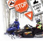Snowmobile Safety In Midland